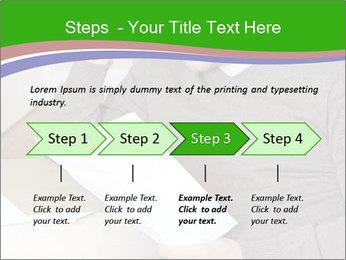 Man reading PowerPoint Templates - Slide 4