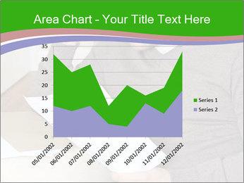 Man reading PowerPoint Templates - Slide 53