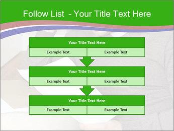 Man reading PowerPoint Templates - Slide 60
