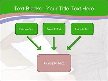 Man reading PowerPoint Templates - Slide 70