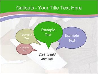 Man reading PowerPoint Templates - Slide 73