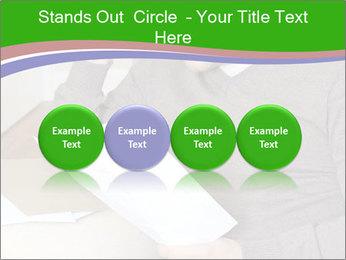 Man reading PowerPoint Templates - Slide 76