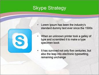 Man reading PowerPoint Templates - Slide 8