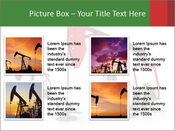 Pump jacks PowerPoint Template - Slide 14