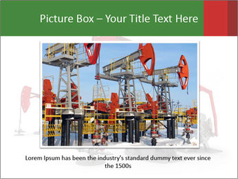 Pump jacks PowerPoint Template - Slide 16