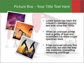 Pump jacks PowerPoint Template - Slide 17