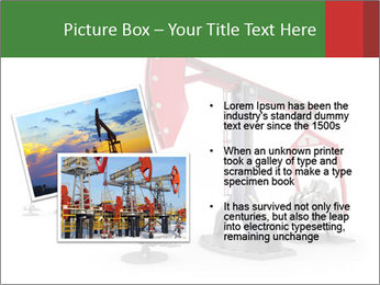 Pump jacks PowerPoint Template - Slide 20