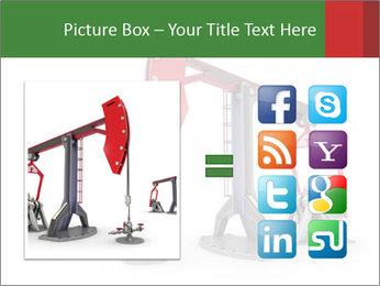 Pump jacks PowerPoint Template - Slide 21