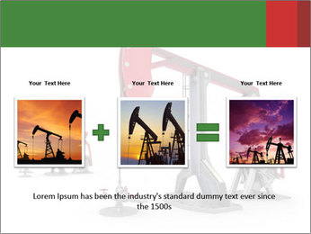 Pump jacks PowerPoint Template - Slide 22