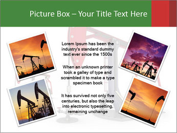 Pump jacks PowerPoint Template - Slide 24