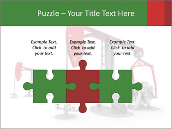 Pump jacks PowerPoint Template - Slide 42