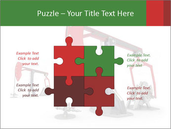 Pump jacks PowerPoint Template - Slide 43