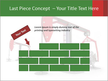 Pump jacks PowerPoint Template - Slide 46