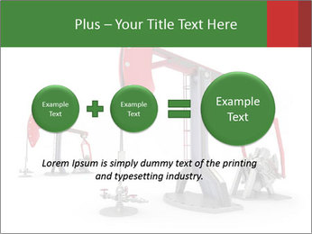 Pump jacks PowerPoint Template - Slide 75