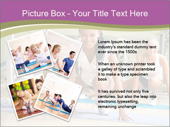 Fitness club PowerPoint Templates - Slide 23