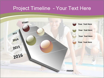 Fitness club PowerPoint Templates - Slide 26