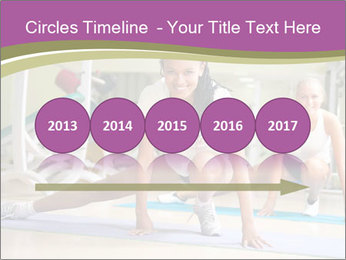 Fitness club PowerPoint Templates - Slide 29