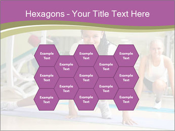 Fitness club PowerPoint Templates - Slide 44