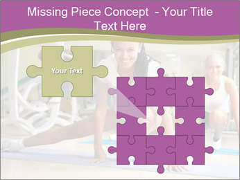 Fitness club PowerPoint Templates - Slide 45