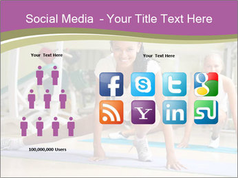 Fitness club PowerPoint Templates - Slide 5