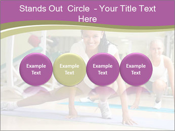 Fitness club PowerPoint Templates - Slide 76