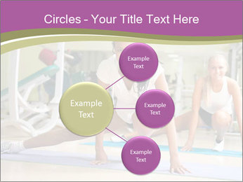 Fitness club PowerPoint Templates - Slide 79
