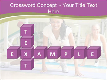 Fitness club PowerPoint Templates - Slide 82