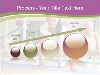 Fitness club PowerPoint Templates - Slide 87