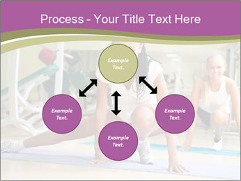 Fitness club PowerPoint Templates - Slide 91