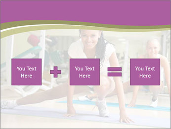 Fitness club PowerPoint Templates - Slide 95