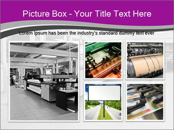 Digital printing system PowerPoint Templates - Slide 19