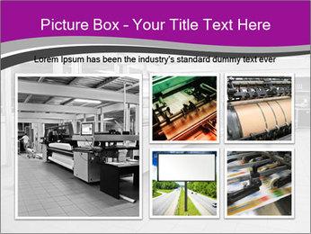 Digital printing system PowerPoint Template - Slide 19