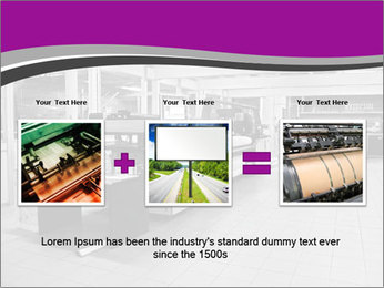 Digital printing system PowerPoint Template - Slide 22
