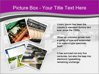 Digital printing system PowerPoint Templates - Slide 23