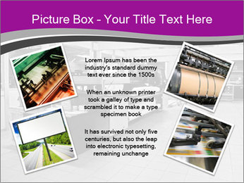 Digital printing system PowerPoint Template - Slide 24