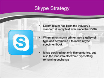 Digital printing system PowerPoint Template - Slide 8
