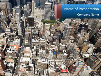 Buildings PowerPoint Templates - Slide 1