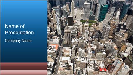 Buildings PowerPoint Template