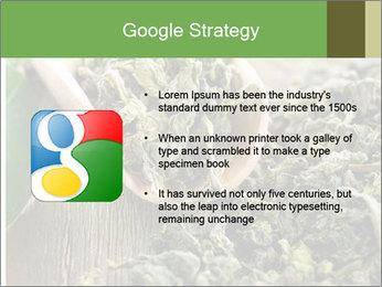 Green Tea PowerPoint Template - Slide 10