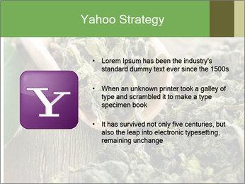 Green Tea PowerPoint Template - Slide 11