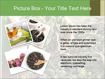 Green Tea PowerPoint Template - Slide 23