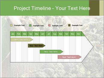 Green Tea PowerPoint Template - Slide 25