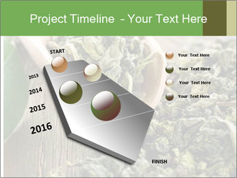 Green Tea PowerPoint Template - Slide 26