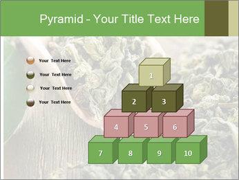 Green Tea PowerPoint Template - Slide 31