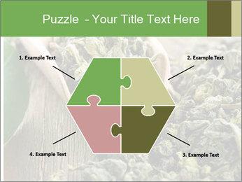 Green Tea PowerPoint Template - Slide 40