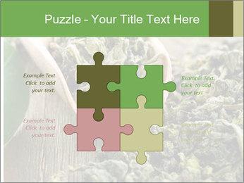 Green Tea PowerPoint Template - Slide 43