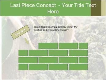 Green Tea PowerPoint Template - Slide 46