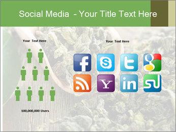 Green Tea PowerPoint Template - Slide 5