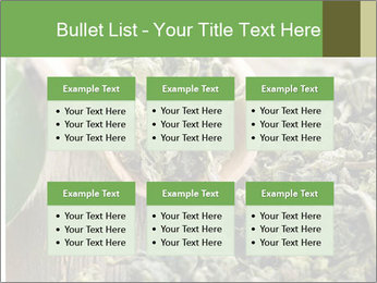 Green Tea PowerPoint Template - Slide 56