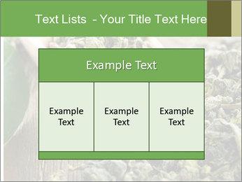 Green Tea PowerPoint Template - Slide 59